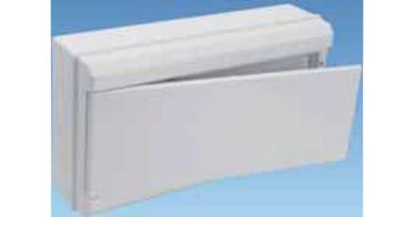 Solera 698CG - Conjunto caja, tapa, marco y puerta gris para caja ...