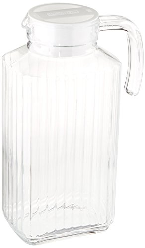 Luminarc Quadro 1.7-Liter (57 1/4-Ounce) Pitcher ()