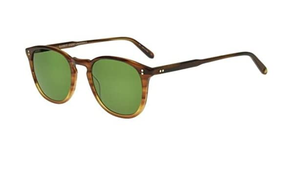 176de3c7b8 Amazon.com  Garrett Leight Kinney Blonde Tortoise Blonde Tortoise Fade Pure  Green 49 21 145 Unisex Sunglasses  Watches