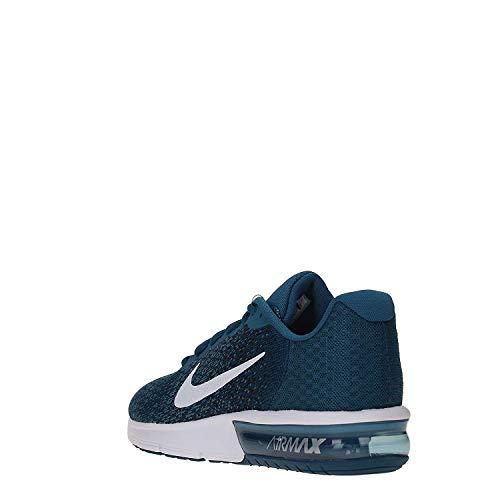 black Sequent Nike white Sportive Blue Scarpe Legion Uomo Air Max wq4HZqzP