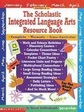 The Scholastic Integrated Language Arts and Source Book, Valerie Schifferdanoff, 0590498002