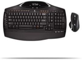Logitech MX 5500 - Teclado láser: Amazon.es: Informática