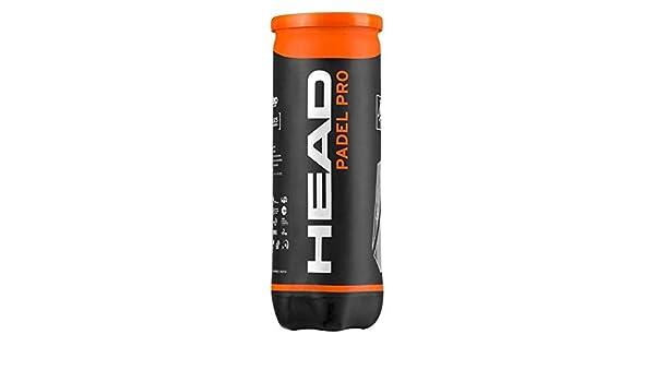 Amazon.com : HEAD PRO - BALLS - BOX 24 CANS : Sports & Outdoors