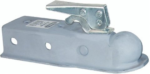 Buyers Adjustable Coupler for Channel - 2in. by Buyers Products