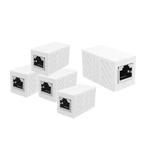 UGREEN RJ45 Coupler 5 Pack In-Line