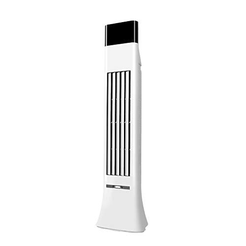 BTPDIAN Electric Fan Tower Fan Home Leafless Fan DC Inverter USB External Portable Silent Floor Fan
