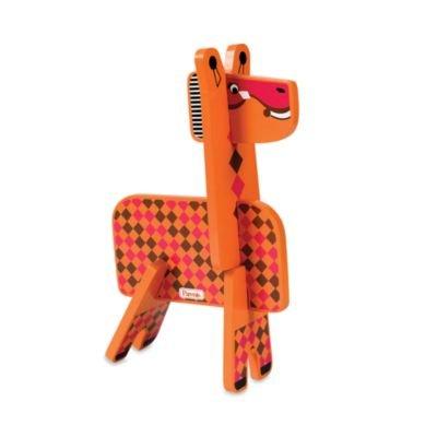 Manhattan Toy Parents Jungle Pal Giraffe Stacking Puzzle