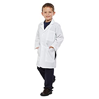Dress up America Kids Unisex Doctor Lab Coat us small 4-6