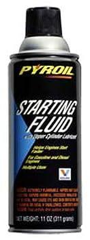 Top Automotive Starting Fluids