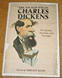 The Wicked Wit of Charles Dickens, Charles Dickens and Shelley Klein, 0517229390