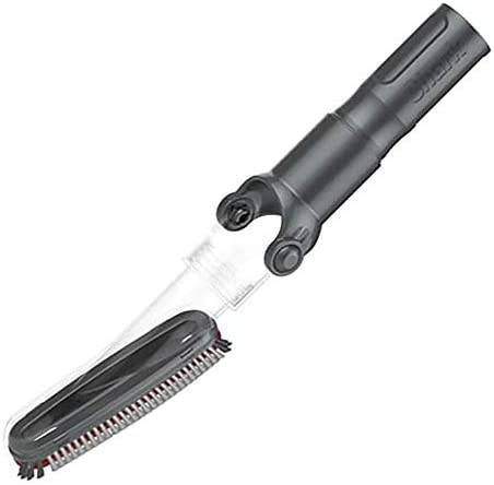 Shark 220FLIN800 Vacuum Accessory Five Position Multi Angle Dusting Brush, Gray