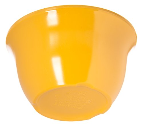 Carlisle 4305022 Durus Melamine Bouillon Cup, 11 Oz., Honey Yellow (Pack of 48) by Carlisle (Image #4)