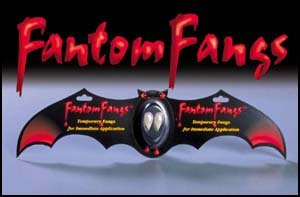 CUSTOM DESIGNER FANTOM FANGS by Foothills -