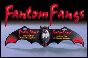 CUSTOM DESIGNER FANTOM FANGS by Foothills Creations -