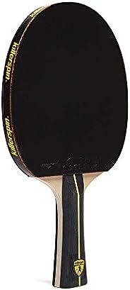 Killerspin Jet Black Ping Pong Bat Combo Ð Intermediate Table Tennis Bat| 5 Layer Wood Blade, Nitrx-4Z Rubbers