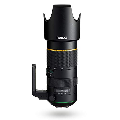 Pentax HD D FA 70-200mm f2.8ED DC AW Telephoto-Zoom Lens for Pentax KAF Cameras