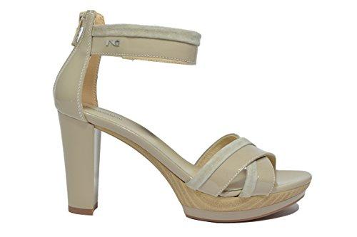Nero Giardini Sandali scarpe donna sabbia 7560 P717560D