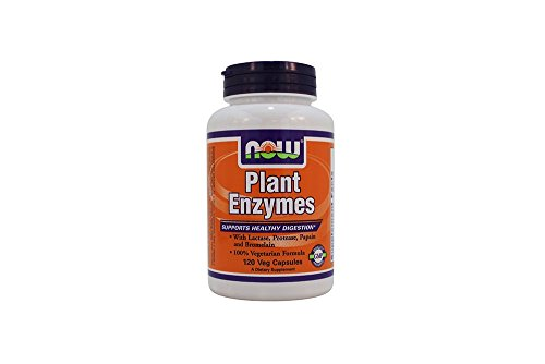 Now Foods Enzymes Supports Digestion