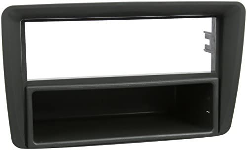 Black Autoleads FP-10-06 Car Audio Single DIN Facia Adaptor