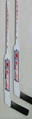 "New 2 pack TPS RFC2 hockey goalie stick LH 24"" Lundqvist 030 Left Hand"