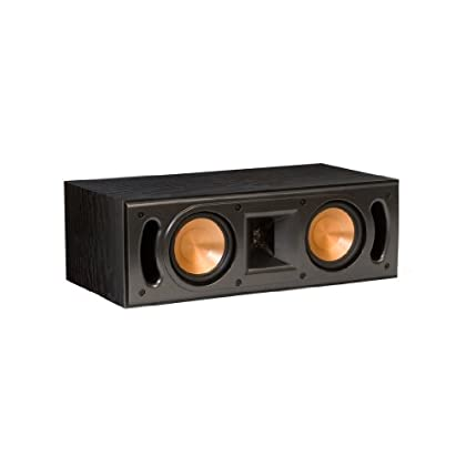 Image of Center-Channel Speakers Klipsch RC42IIBL Center Speaker Black - Each