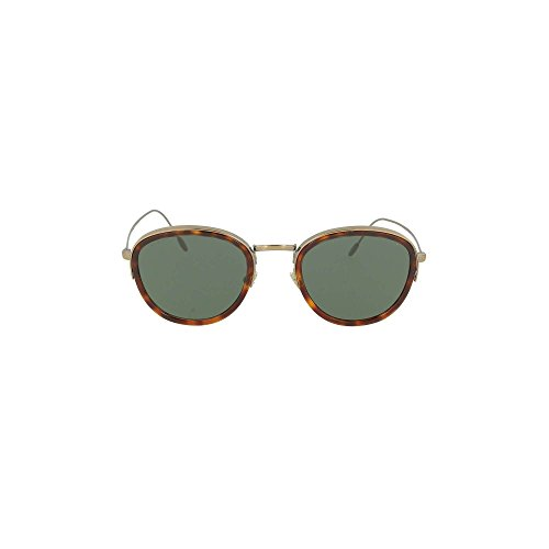 Giorgio Armani Mens Sunglasses Tortoise/Green Metal - Non-Polarized - - Giorgio Spectacle Frames Armani