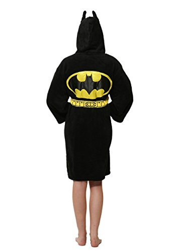 DC Comics Women's Batgirl Bathrobe Standard -