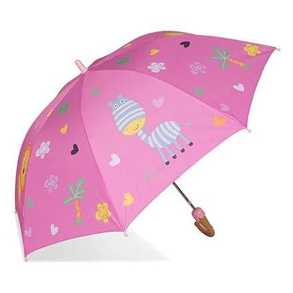 Paraguas Para Niños 4-13 Años De Edad Niño Grande De Dibujos ...