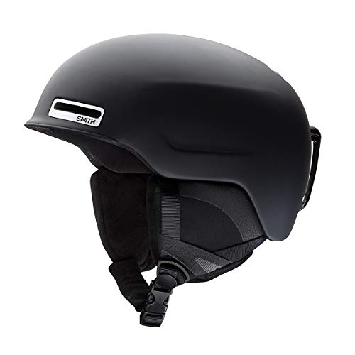 Smith Optics Unisex Adult Maze Snow Sports Helmet - Matte Black Medium (55-59CM)