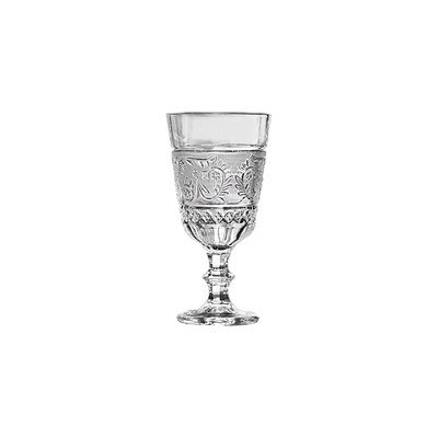 Renaissance Stemmed Goblet (Set of 4) Stemmed Wine Goblet