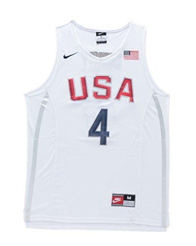 Usa Olympic Basketball Jersey - 6
