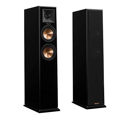 Klipsch RP-250F Tower Speakers (Piano Black)