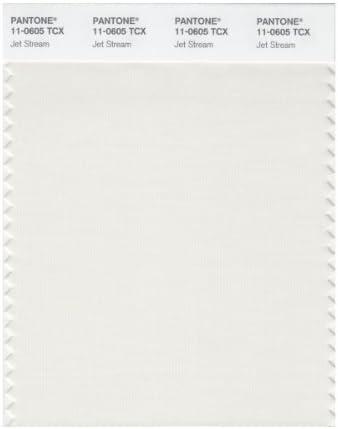 Pantone 11 – 0605 TCX Smart color swatch Card, Jet Stream by ...