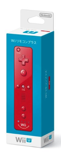 Wii Remote Plus (Red) - http://coolthings.us