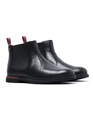 Chelsea Uomo Park Brook On Polacchine Black Pull Timberland RgEAnSY
