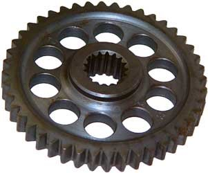 (Team Performance Solution Hyvo Bottom Gear - 43T Sprocket, 15T Internal 930271)