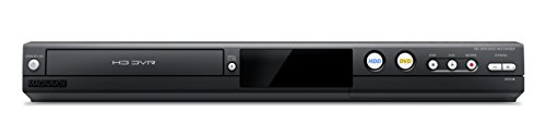 Magnavox MDR867H HD DVR/DVD Recorder with Digital Tuner (Black)