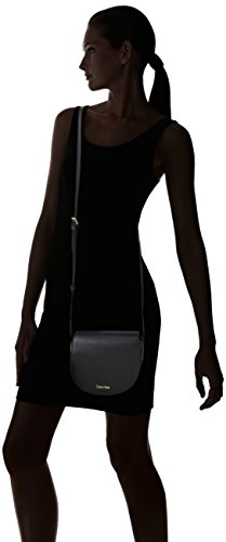 Noir Klein Bag bandoulière Calvin Frame Black Saddle Sacs xa6qY4wF