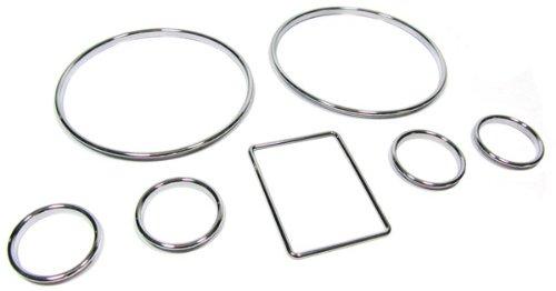 cromato tachoringe zum clipsen 7 pezzi Carparts-Online GmbH