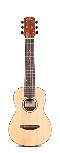 Cordoba Mini M Travel Acoustic Nylon String Guitar With Cord