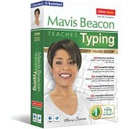 MacKiev Mavis Beacon Teaches Typing 2008 Deluxe - Macintosh
