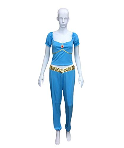 Halloween Party Online Adult Women's Costume for Cosplay Princess Jasmine HC-360 -