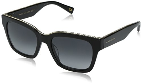 Marc-Jacobs-Womens-Marc163s-Rectangular-Sunglasses-BlackDark-Gray-Gradient-53-mm