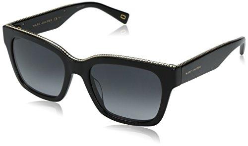 Marc-Jacobs-Womens-Marc163s-Rectangular-Sunglasses-BlackDark-Gray-Gradient-53-mm