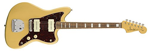 Fender Limited Edition 60th Anniversary Classic Jazzmaster - Vintage - Blonde Classic Guitar
