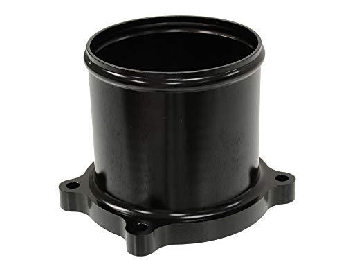Throttle Valve Delete Kit For 07-16 Dodge Ram 6.7L Cummins Turbo Diesel - Black