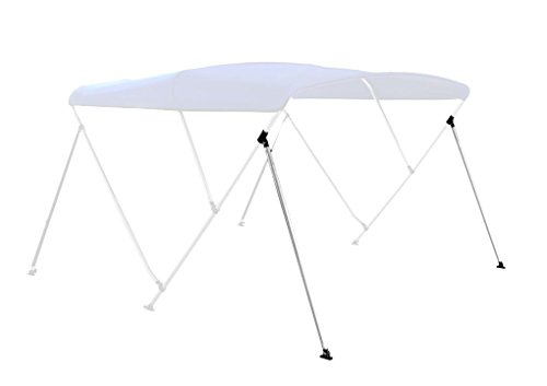 Komo Covers Bimini Support Poles for Boat Bimini Top, Set of ()