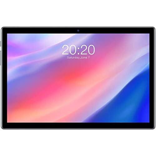 chollos oferta descuentos barato Tablet 10 1 Pulgadas Android 10 0 TECLAST P20HD 4GB RAM 64GB ROM Octa Core 1 6 GHz Tableta Táctil 4G LTE FHD IPS y AI Bluetooth 5 0 GPS WiFi Soporte Tarjeta SIM Extensión TF 128GB 6000mAh