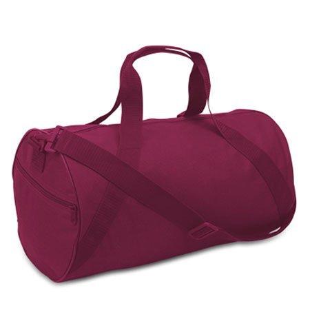 Liberty Bags Barrel Duffel/_Maroon/_One
