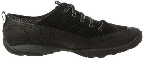 Lace LTR Noir Chaussures Merrell Mimosa Femme Black Quinn Trail de 6pZ8Eq1g